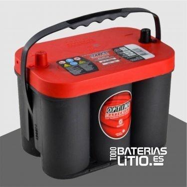 Optima RTC 4-2 Todo Baterias Litio