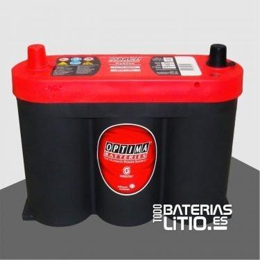 Optima RTS 2-1 Todo Baterias Litio