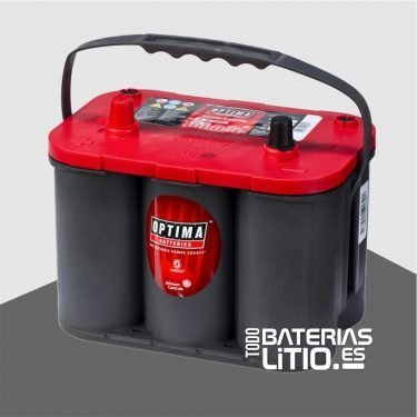 Optima RTS 3-7 Todo Baterias Litio