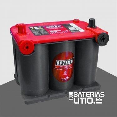 Optima RTU 3-7 Todo Baterias Litio