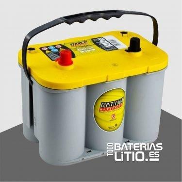 Optima YTS 4-2 Todo Baterias Litio