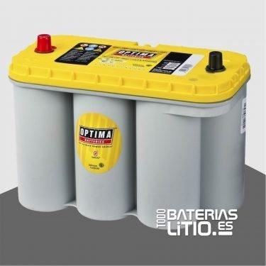 Optima YTS 5-5 Todo Baterias Litio