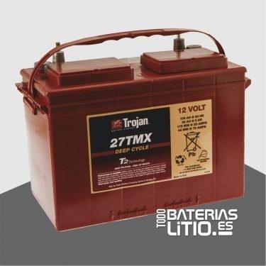 Trojan Monoblock 27-TMX Todo Baterias Litio