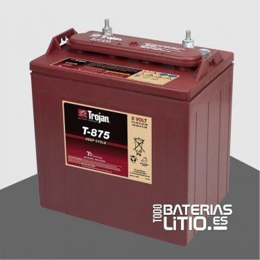 Trojan Monoblock T-875 Todo Baterias Litio