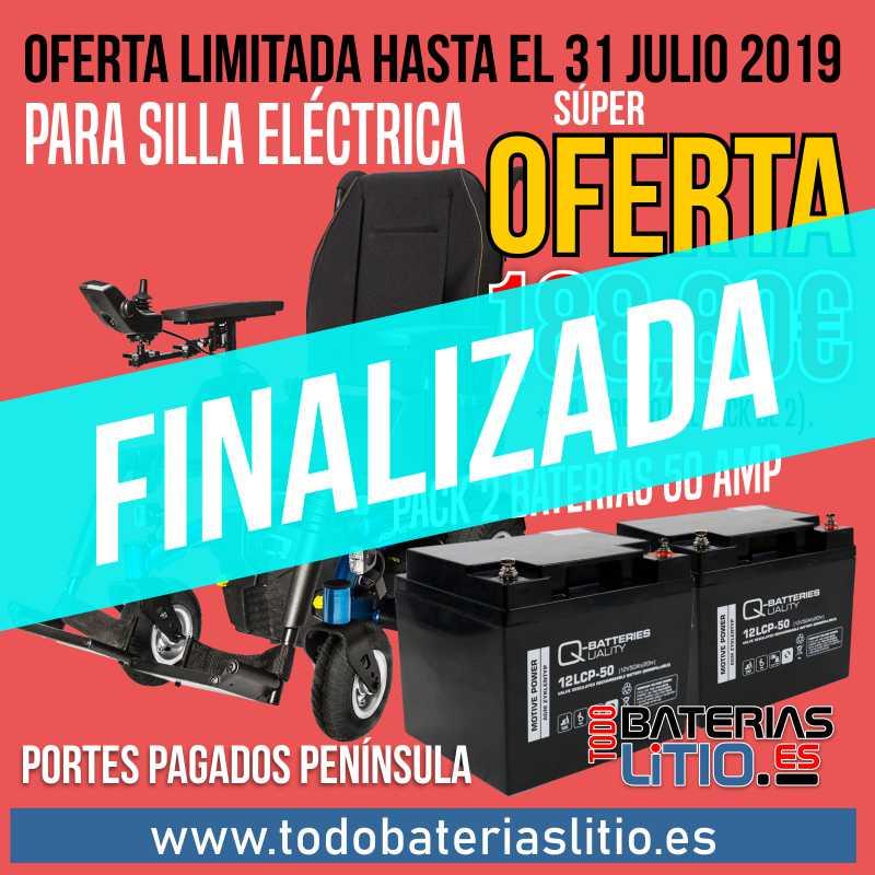 PACK BATERIAS JULIO Finalizada - TODO BATERÍAS LITIO