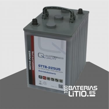 W107TB312-6TTB-225US - TODO BATERIAS LITIO